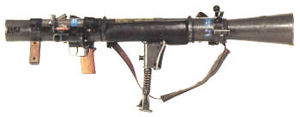 Carl Gustav Recoilless Rifle