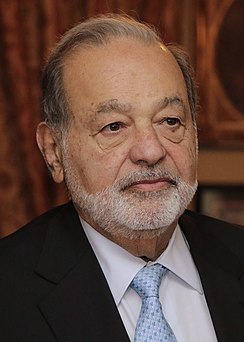 Carlos Slim Mexican business magnate and investor
