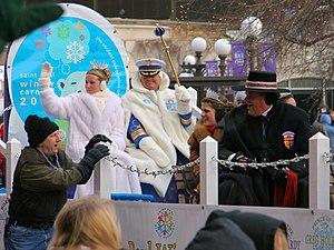Saint Paul Winter Carnival - St. Paul Winter Carnival 2007