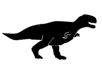 Carnosauriens silhouette.png