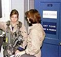 Carol Watts and Lyndsi Bates (l-r) 1998 (cropped).jpg