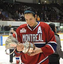 Les Canadiennes de Montréal - Wikipedia