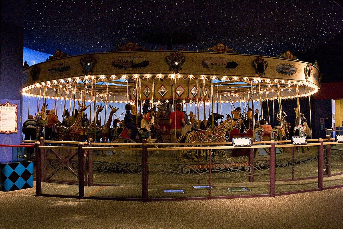 Broad Ripple Park Carousel - Wikipedia