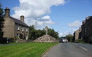 Carperby-cum-Thoresby Civil parish in North Yorkshire, England