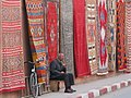 Carpet seller, Marakech (2242328855).jpg