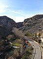 Carretera i muntanyes, Albarrasí.JPG