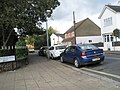 Cars parked in St George's Road East - geograph.org.uk - 993472.jpg