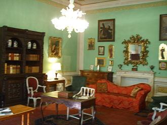 Casa Guidi - Casa Guidi Drawing Room.