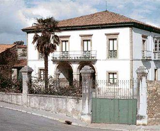 Noreña - Image: Casa de Llano Ponte