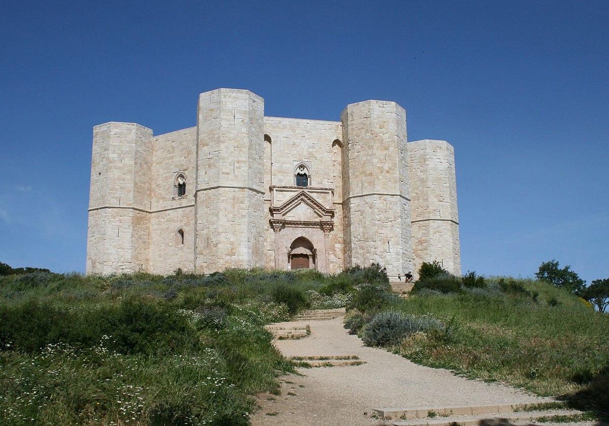 castel del monte - photo #12