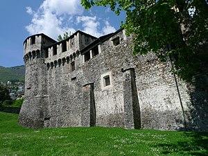 Locarno - Castello Visconteo