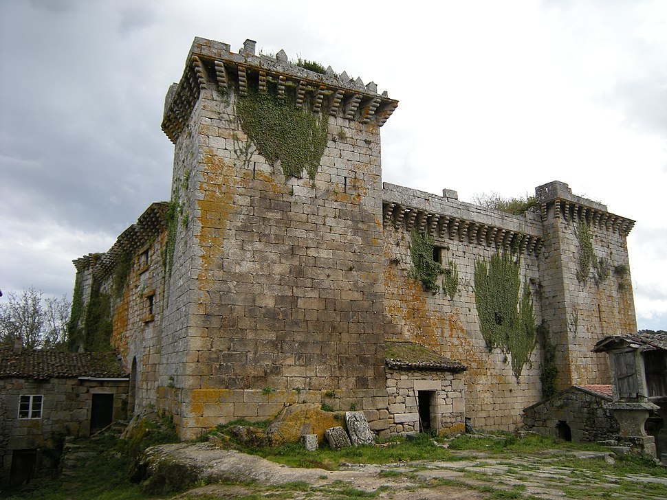 Castelo de Pambre, Palas de Rei