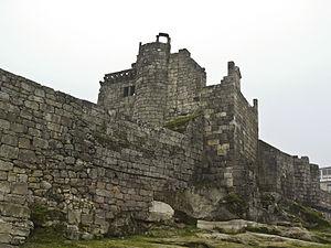 gl:Castelo de Ribadavia