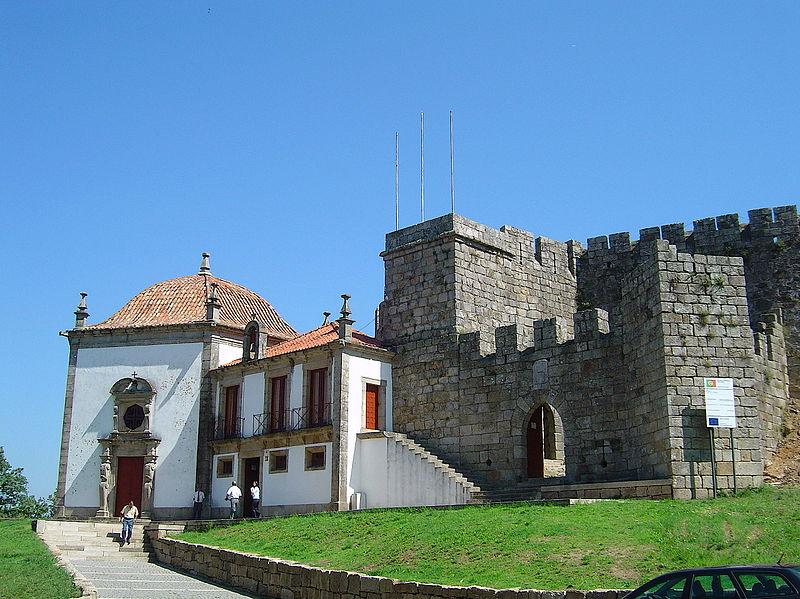 Image:Castelo de Sta. Maria da Feira.JPG