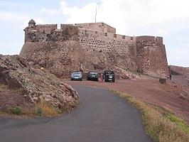 Castillo de Santa Bárbara (Teguise)