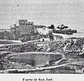 Castillo de San José 1907.jpg