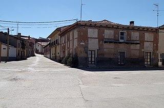 Castrillo de la Guareña Place in Castile and León, Spain