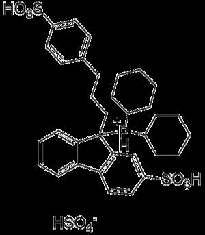 CataCXium F sulf - Image: Cat Fsulf