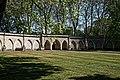 Catacomb Columbarium City of London Cemetery central fascia 1.jpg