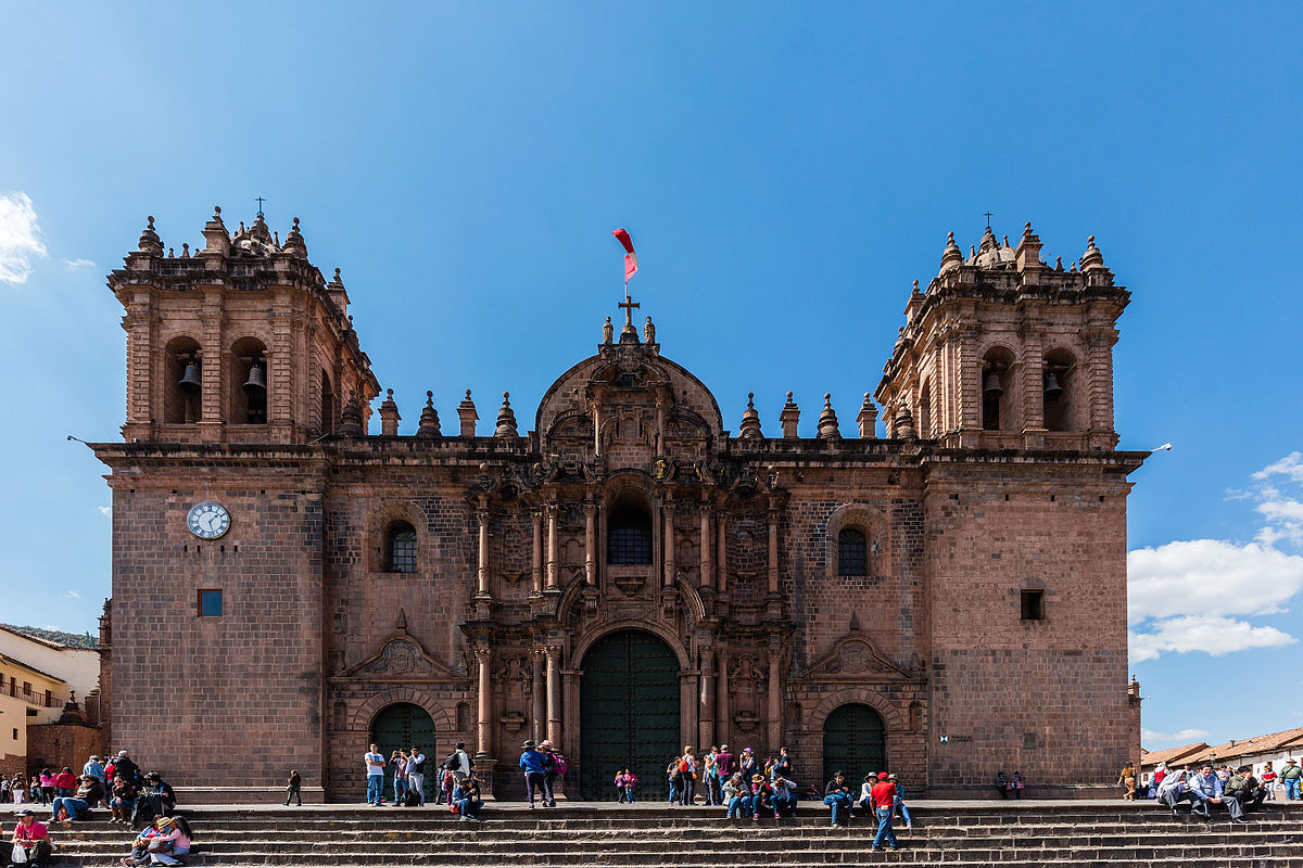Catedral del cuzco wikipedia la enciclopedia libre for Arquitectura wikipedia