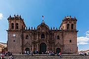 Catedral, Plaza de Armas, Cusco, Perú, 2015-07-31, DD 73.JPG