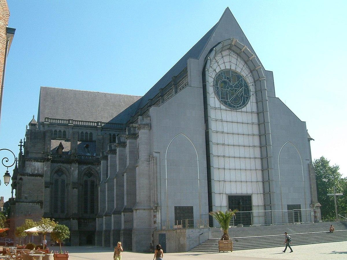 Arquidiocese de lille wikip dia a enciclop dia livre - Lille notre dame de la treille ...