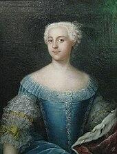 1744 wikipedia for Friederike von ehren