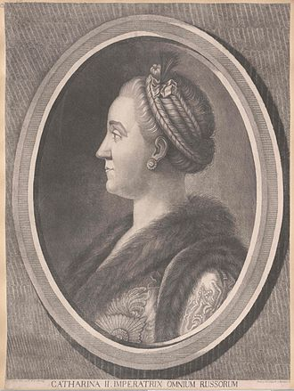 Legends of Catherine the Great - Catherine II, Empress and Autocrat of all the Russias