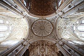 Ceiling - Cathedral of Córdoba - Córdoba.JPG