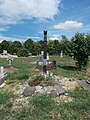 Cemetery, Sefcsik kopjafa, 2020 Százhalombatta.jpg