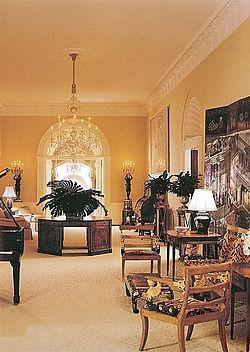 White House Living Room