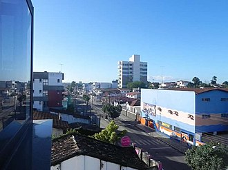 Alagoinhas - Image: Centro de Alagoinhas