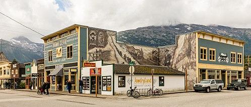 Centro histórico de Skagway, Alaska, Estados Unidos, 2017-08-18, DD 44.jpg