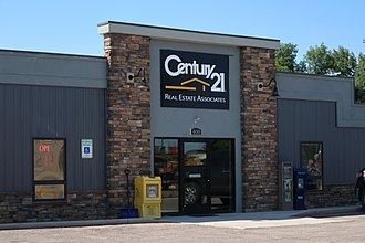 Century 21 (real estate) - A Century 21 Real Estate office in Gillette, Wyoming