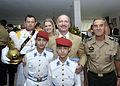 Cerimônia de passagem de comando do 1º Regimento de Cavalaria de Guardas - Dragões da Independência. (24374063656).jpg