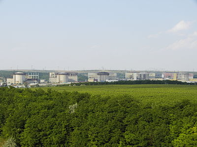 Picture of Centrala Nucleară de la Cernavodă