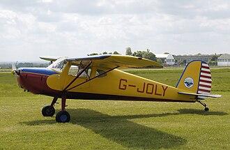 Cessna 140 - Cessna 120, built 1947