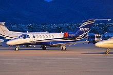 Cessna Citationjet CJ3+ 'N225TJ' (29143336902).jpg