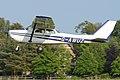 Cessna F.172H Skyhawk 'G-AWUZ' (33283292284).jpg