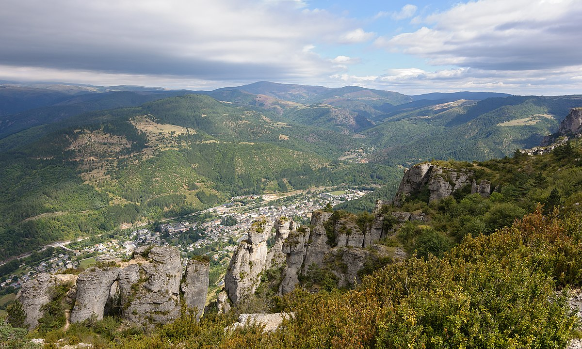 Cvennes National Park