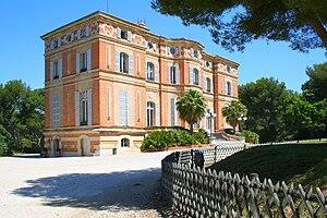 Jean-Charles Danjoy - Château Pastré in Marseille