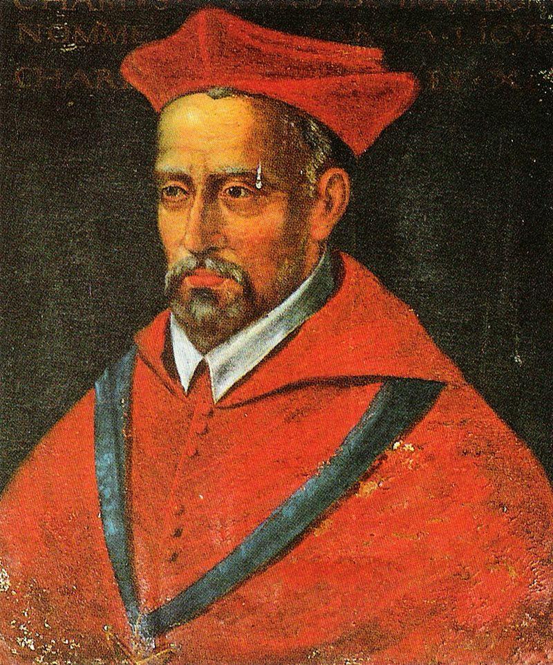 Карл I де Бурбон