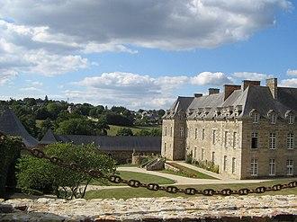 Guitté - Chateau of Couëllan