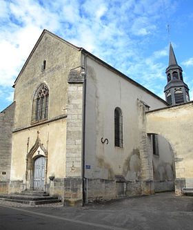 Image illustrative de l'article Église Saint-Jean de Châtillon-sur-Seine