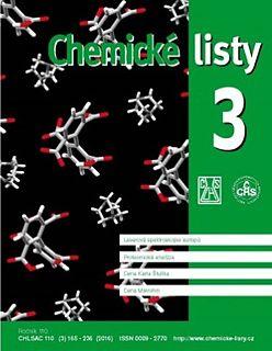 <i>Chemické Listy</i> Academic journal