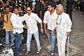Chandrashekhar visits Dara Singh's home 11.jpg