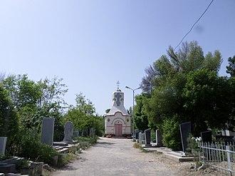 Human rights in Asia - Andijan Chapel
