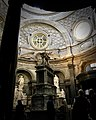Chapel of Chapel of the Holy Shroud Altar Under Construction.jpg