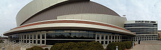 Charles Koch Arena - Image: Charles Koch Arena WSU