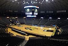 Charles Koch Arena - Wikipedia on koch arena seating guide, koch arena seating chart, koch arena map, koch arena events,